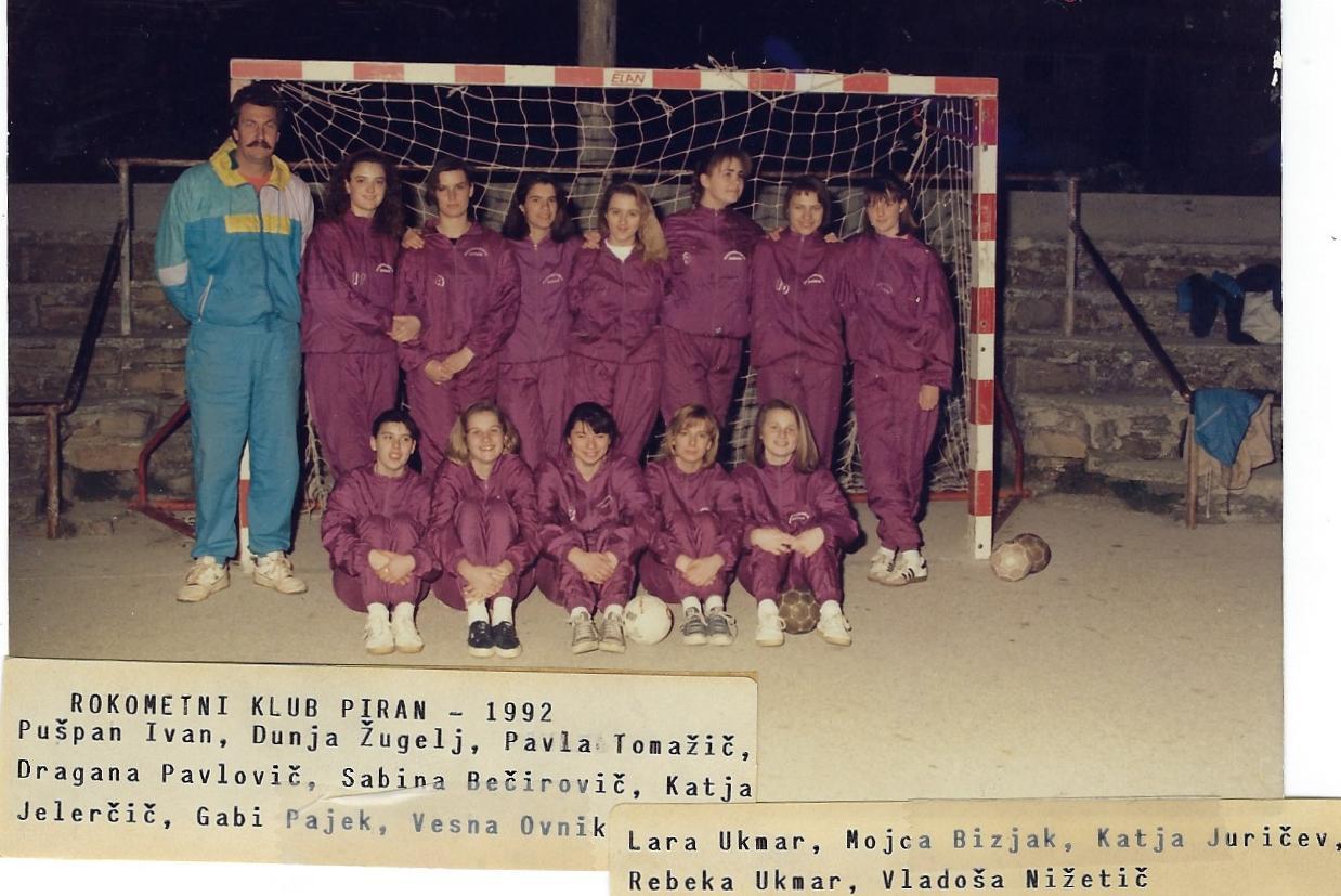 rk piran 1991_1992