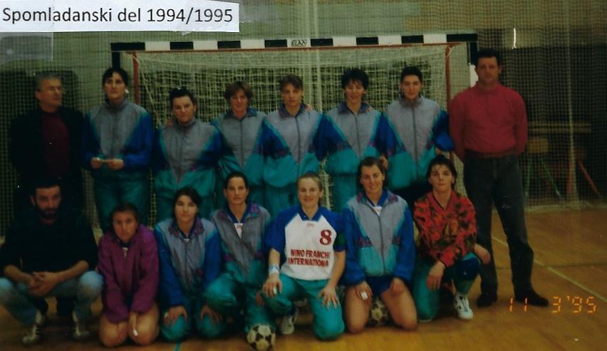rk piran pomlad 1994_1995