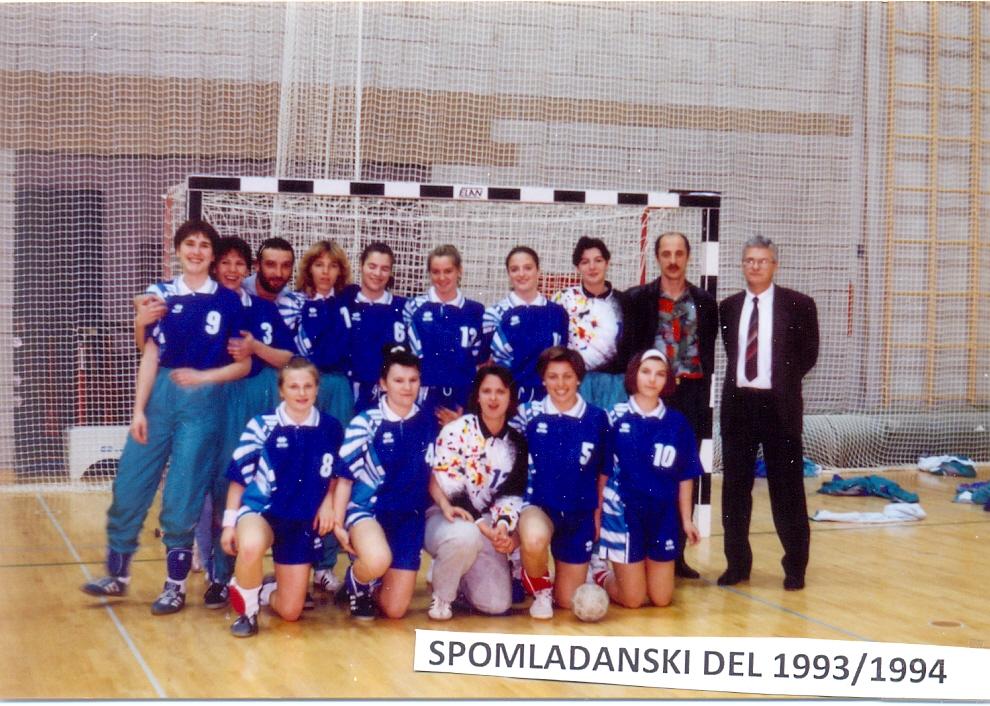 rk piran sezona 1993_1994